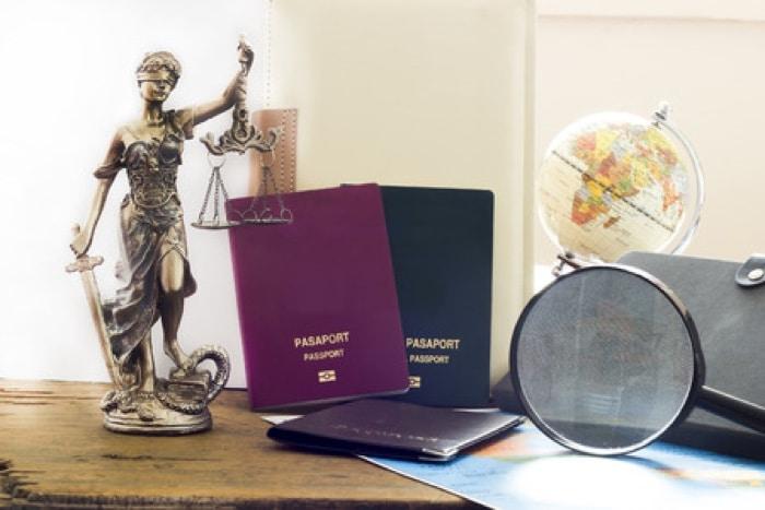 legge estero