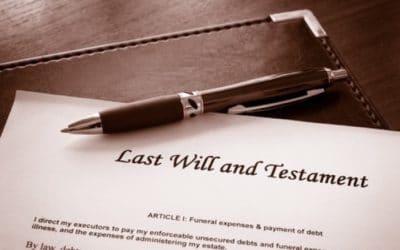 Il testamento come strumento di divisione del patrimonio
