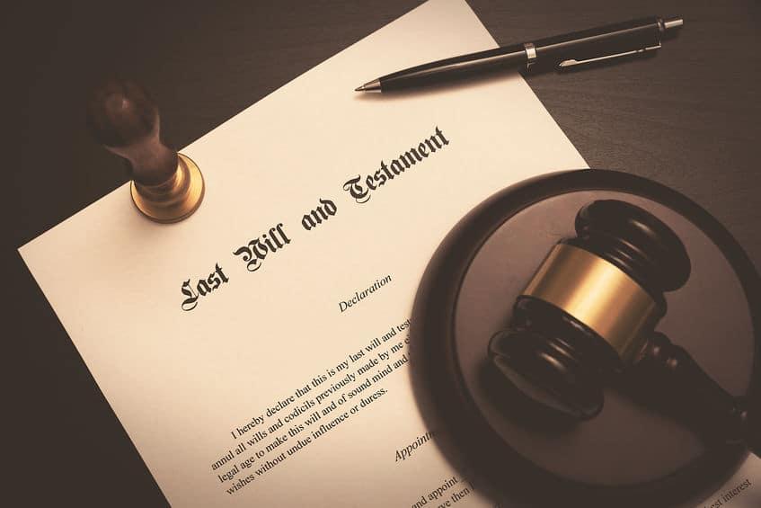 La pubblicazione del testamento olografo
