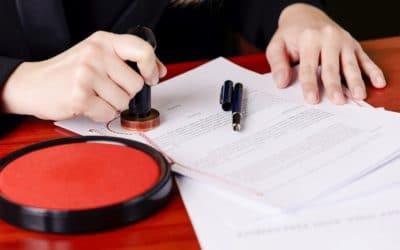 Il rilascio della copia dell'atto notarile