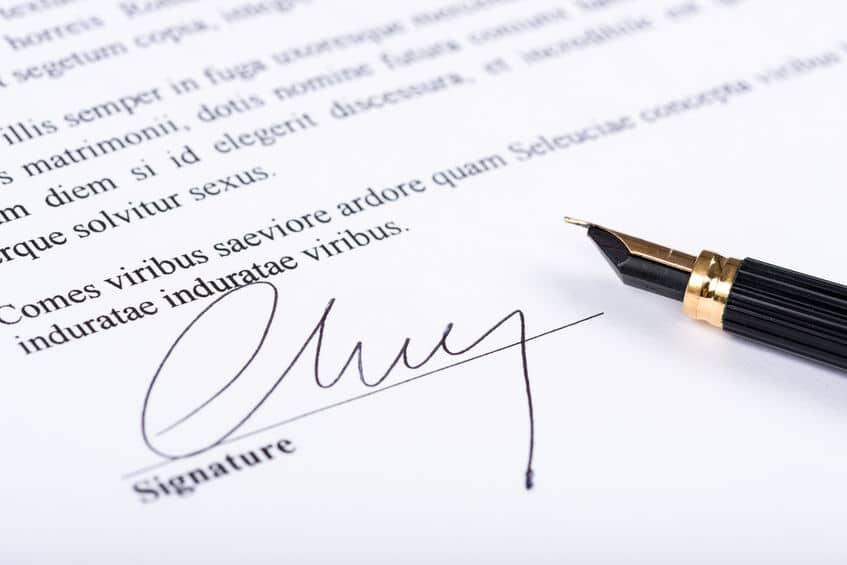 autentica di firma